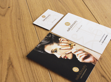 ausliebeprotzen Nails and Beauty Corporate Design